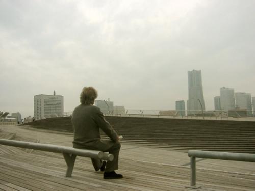 Teodoro González de León, Yokohama, 2005